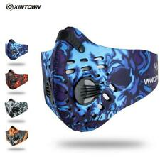XINTOWN Men/Women Activated Carbon Dust-proof Cycling Face Mask Anti-Pollution B