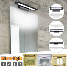 LED 5W 21 SMD 5050 Mirror Front Light Bathroom Wall Stainless Steel ED