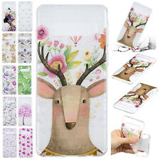 For Samsung S9+ Case S8 Plus Patterned Soft Silicone Gel Ultra Slim Phone Cover