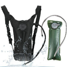 Hydration Pack + 3L Water Bladder Bag Backpack Hiking Camping Running