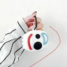 CartoonToy soft Wireless Bluetooth Earphone Case charging box For Apple Airpods