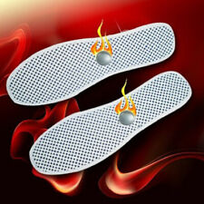 HOT heating principle magnetic insoles health care spontaneous heat mg46