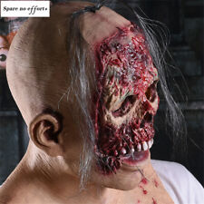 Halloween Party Scary Creepy Ghost Horror Zombie Blood Thirst Cosplay Mask