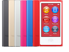 New Apple iPod Nano 8th Generation 16GB - Any Color - Bundle