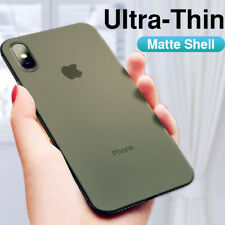 0.26mm Ultra Thin Original PP Case On The For iphone X XR XS Max Full Cover For