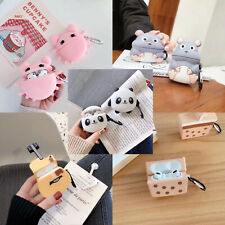 3D Cartoon Cute Silicone Earphone Case for Apple Airpods Pro 321 Protective Bag
