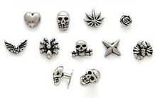 Dermal Anchor Head - Surgical Steel - Choose your Design !