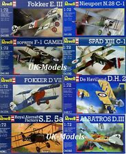 Revell - 1/72 WWI Aircraft