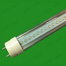2x 2Ft Strip Light Lamps 10W T8 LED Tubes 590mm Fluorescent Tube Replacement G13