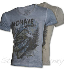 """★Chivato Vintage T-Shirt """"Mohave"""" Limited-Clubwear- Hemd -SLIM FIT- Polo Neu★"""