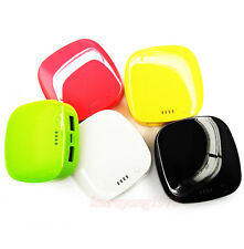 6000mAh Power Bank External Backup Battery Charger fr Samsung S4 Note iPhone 4 5