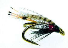 3x or 6x  PETER ROSS  (WFD72) WEE DOUBLE Trout, Sea Trout & Salmon Flies