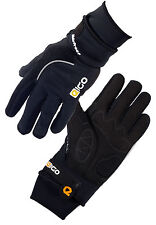 NEW EIGO ROGUE WATERPROOF CYCLE GLOVES WINTER - ROAD MOUNTAIN BIKE MTB COMMUTE