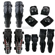 EA Motorcycle Bicycle Racing Tactical Skate Protective Knee &Elbow Pads Guard