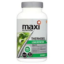 Maximuscle Thermobol 90 Tablets - Fat Burner / Fat Perdita
