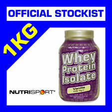 Nutrisport Whey Isolate Protein 1kg (Chocolate)