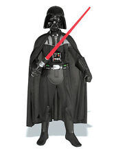 Child Darth Vader Deluxe Outfit New Fancy Dress Costume Star Wars Kids Boys BN
