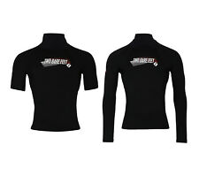 ADULT THERMAL RASH VEST uv50 unisex rashie top wetsuit by Two Bare feet TBF