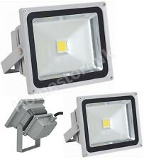 ORIGINAL MAINTINENCE FREE IP65 FLOODLIGHT WARM WHITE EXTERIOR GARDEN SHED LAMP