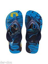"Havaianas "" KIDS COLLECTION  "" Zehentrenner Kinderschuhe Sandalen  Heroes Batman"