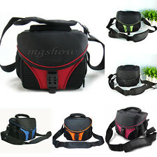 Camera Bag Case SLR DSLR Camera / Camcorder For Nikon Sony Canon Pentax Fuji