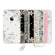 kwmobile LUXUS STRASS CASE FÜR APPLE IPHONE 4 4S WUNSCHFARBE HÜLLE COVER HANDY