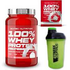 Scitec Nutrition 100% Whey Protein Professional 920g Eiweiss + Shaker + Probe