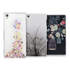 kwmobile LUXUS STRASS CASE FÜR SONY XPERIA Z3 WUNSCHFARBE HÜLLE COVER HANDY