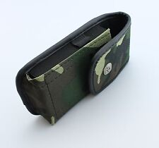 NEW Rugged Canvas Case Cover Belt Holster Clip fit with Hard Thick Case on it
