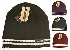 donna righe Thinsulate Beanie, 3M Thinsulate ISOLAMENTO TERMICO Cappelli, 560