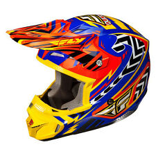 Motocross Enduro MX Cross Quad MTB DH NEU Fly 2013 Helm Kinetic Andrew Short