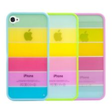 kwmobile CUSTODIA TPU SILICONE PER APPLE IPHONE 4 / 4S TELAIO BUMPER COVER