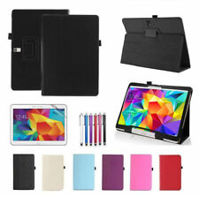 """Premium PU Leather Smart Case For Samsung Galaxy Tab S 10.5"""" inch SM-T800/T805"""
