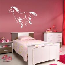PRANCING HORSE wall sticker graphic bedroom living room wall decal