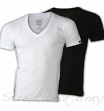 Chivato T-shirt Slim Fit m. Profondo Scollo V Urban Casual Look Polo S-XL CV001