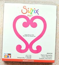 Sizzix Original BIGZ Die Decorative Heart