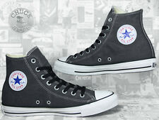 Converse All Star Chucks Hi WASHED Black / Schwarz 136844c