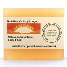 BABY MILK SPOTS / MILIA / ECZEMA / RASH~Organic Lavender Soap for Sensitive skin