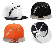 Underground Kulture Birds of a Feather Tattoo Snapback Cap