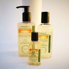 HAIR GROWTH & REPAIR SHAMPOO - Organic Remedies for Dyed, Damaged and Dry Hair