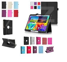 "UK Smart Case Cover Stand For Samsung Galaxy Tab 4 10.1"" SM-T530/531/533/535"
