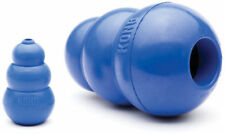Kong Blue Toy for Small/Medium/Large Dogs Chew and Treat Toy Durable Rubber