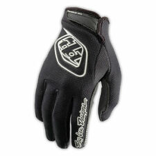 TROY LEE DESIGNS GUANTI Motocross AIR guanti schwarz Motocross Enduro