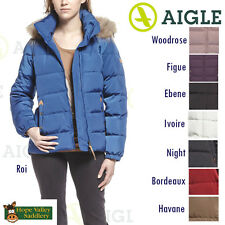 Aigle Oldhaveny Ladies Down Filled Coat **BNWT**
