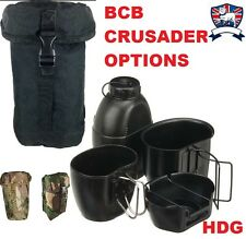 BCB CRUSADER COOKING STOVE MUG UNIT Mk1 COOKER  POUCH  WATER BOTTLE OSPREY CUP