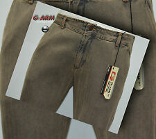 JEANS MOD. AMERICA DRILL G-ARM EFFETTO VINTAGE BEIGE MIS. 46 48 50 52 54