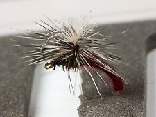 CLARET KLINKHAMMER Dry Trout Fishing Flies various options Dragonflies