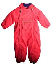Color Kids Baby Overall , Schneeanzug rot