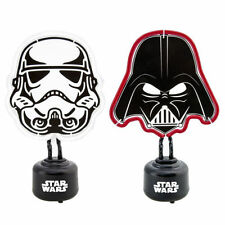 Star Wars Darth Vader Stormtrooper Fluo Lumière Veilleuse LUMINAIRES LAMPES NEUF