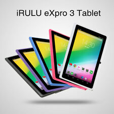 """7"""" iRULU BabyPad Quad Core Android4.4 3G Tablet PC 1/8GB Learning Toy"""
